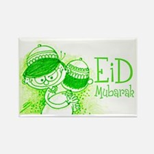 Funny Mubarak Rectangle Magnet