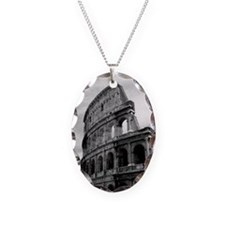 Rome Italy Colosseum Souvenir Necklace