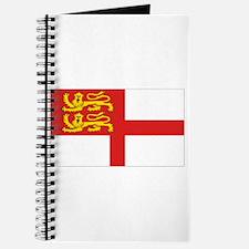 Island of Sark flag Journal