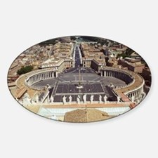 Rome Vatican St Peter's Basilica Ro Decal