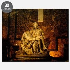 La Pieta Statue St Peter's Basilica Rome Puzzle