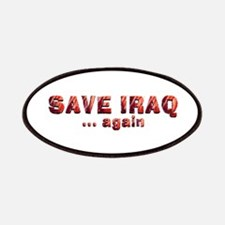 Save Iraq Patches