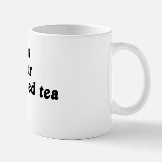 long island iced tea today Mug
