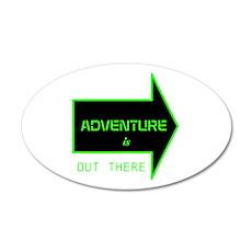 Adventure Sticker Wall Decal
