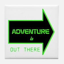 Adventure Tile Coaster