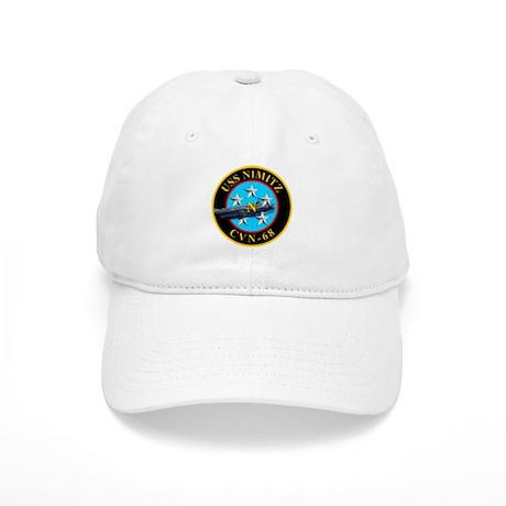 USS Nimitz CVN-68 Baseball Cap