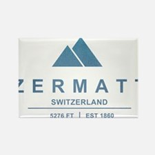 Zermatt Ski Resort Switzerland Magnets