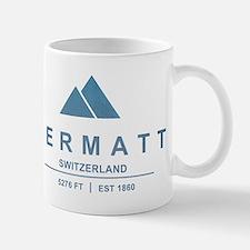 Zermatt Ski Resort Switzerland Mugs