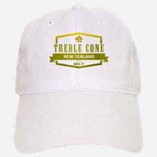 Treble Cone Ski Resort New Zealand Baseball Baseball Baseball Cap