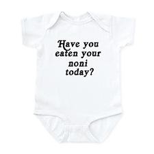 noni today Infant Bodysuit
