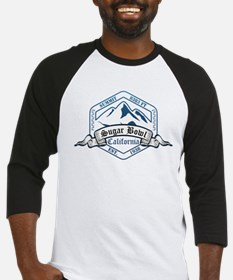 Sugar Bowl Ski Resort California Baseball Jersey