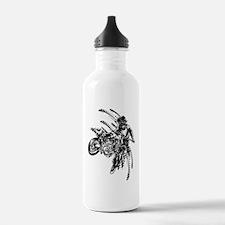Dirt Bike Water Bottle