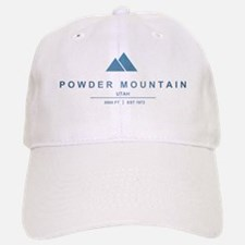 Powder Mountain Ski Resort Utah Baseball Baseball Baseball Cap
