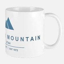 Powder Mountain Ski Resort Utah Mugs
