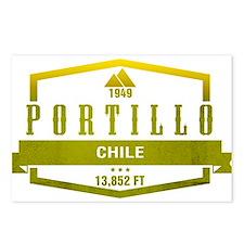 Portillo Ski Resort Chile Postcards (Package of 8)