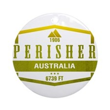 Perisher Ski Resort Australia Ornament (Round)