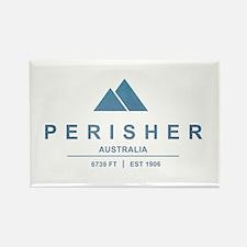 Perisher Ski Resort Australia Magnets