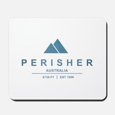 Perisher Ski Resort Australia Mousepad