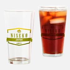 Niesko Ski Resort Japan Drinking Glass