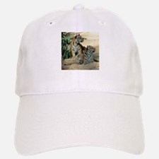 TIGER LOVE Baseball Baseball Cap