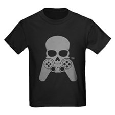 skull_joystick1 T-Shirt