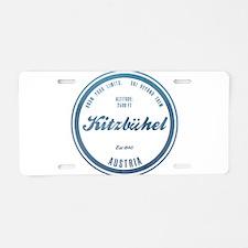 Kitzbuhel Ski Resort Austria Aluminum License Plat