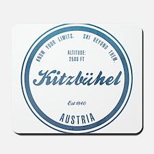Kitzbuhel Ski Resort Austria Mousepad