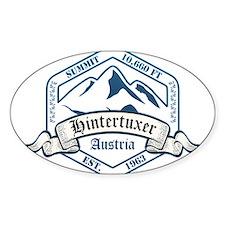 Hintertuxer Ski Resort Austria Decal