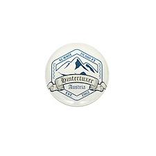 Hintertuxer Ski Resort Austria Mini Button