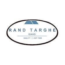 Grand Targhee Ski Resort Idaho Patches