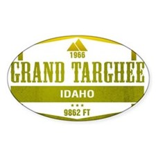 Grand Targhee Ski Resort Idaho Decal
