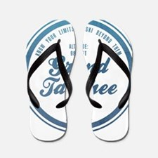 Grand Targhee Ski Resort Idaho Flip Flops