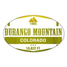Durango Mountain Ski Resort Colorado Decal