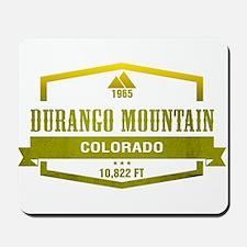 Durango Mountain Ski Resort Colorado Mousepad