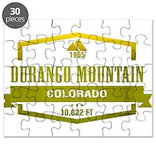 Durango Mountain Ski Resort Colorado Puzzle