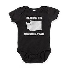 Made In Washington Baby Bodysuit