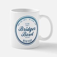 Bridger Bowl Ski Resort Montana Mugs