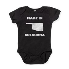 Made In Oklahoma Baby Bodysuit