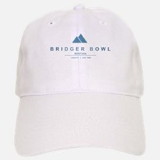 Bridger Bowl Ski Resort Montana Baseball Baseball Baseball Cap