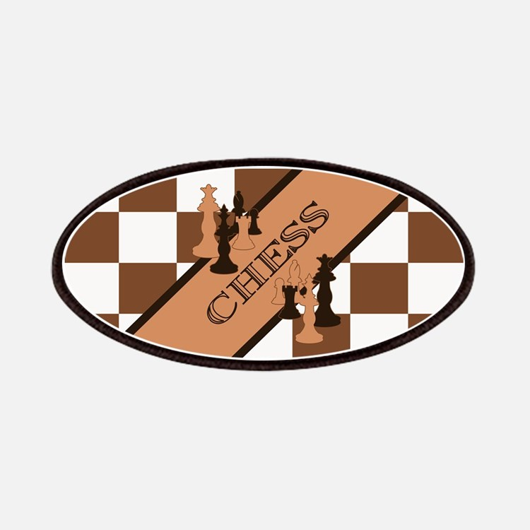 Chess Pennant Patches