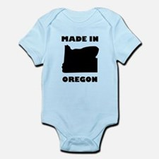 Made In Oregon Body Suit