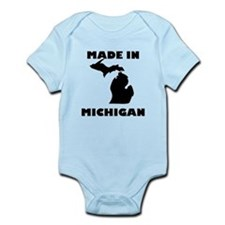 Made In Michigan Body Suit