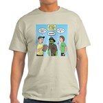 Zombie Scout Menu Planning Light T-Shirt