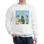 Zombie Scout Menu Planning Sweatshirt