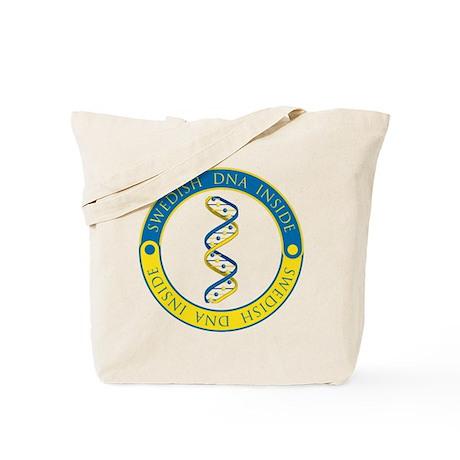 Swedish DNA Tote Bag