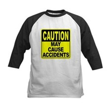 May Cause Accidents Tee