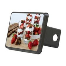 strawberry d'lite Hitch Cover