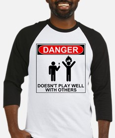 Danger Doesn't Play Well With Others II Baseball J