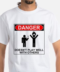 Danger Doesn't Play Well With Others II T-Shirt