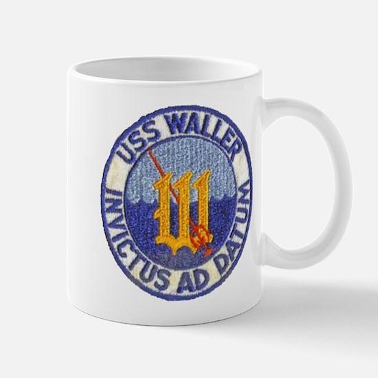 USS WALLER Mug